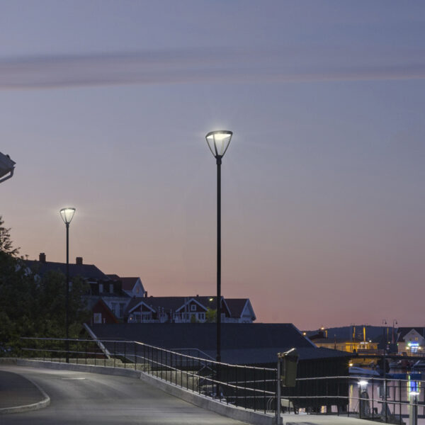 AEC Illuminazione urbana LED