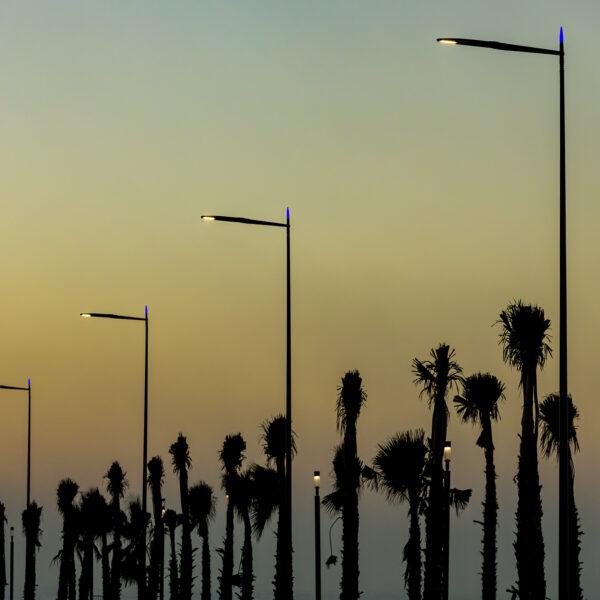 Illuminazione stradale LED STYLO