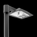 Lampione per illuminazione led stradale