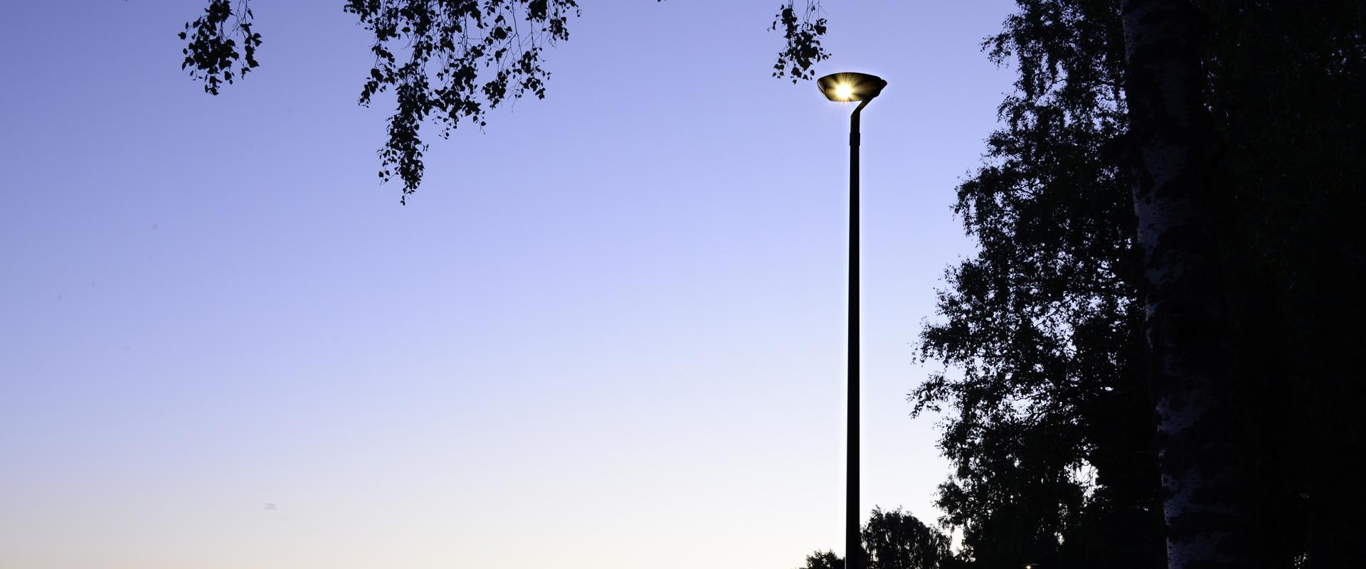 AEC Illuminazione Lampione per aree urbane