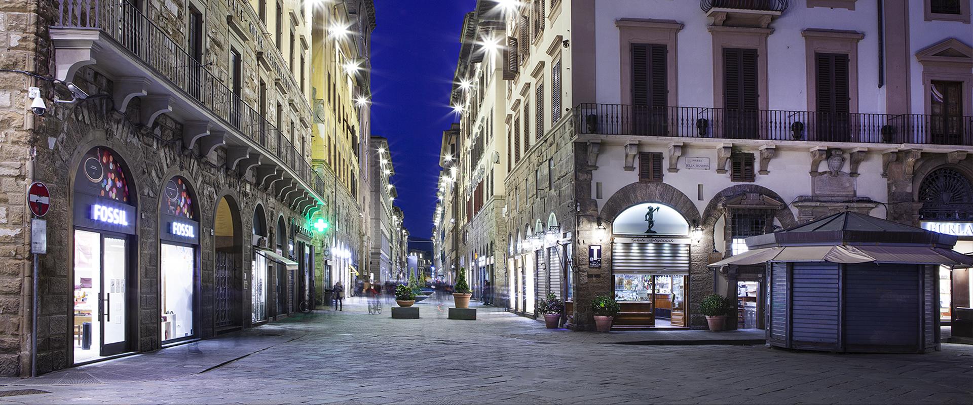 Faro LED per illuminazione architetturale