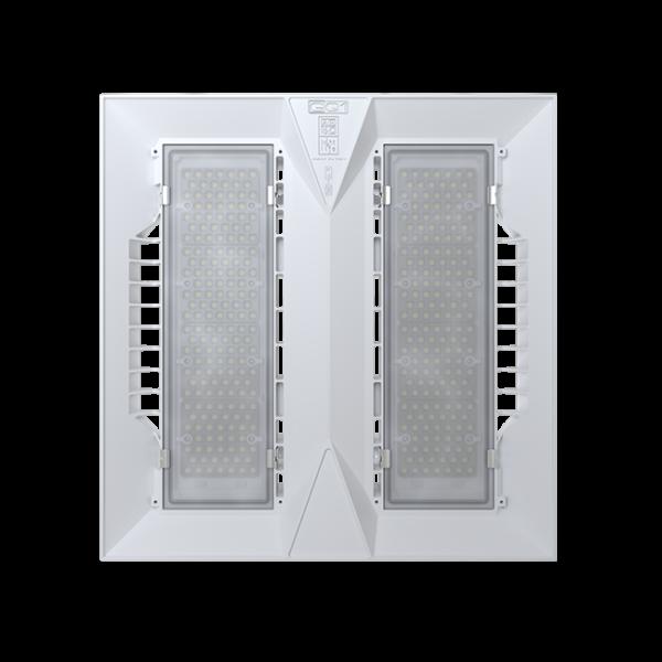 Lampada led per capannoni industriali in alluminio GQ1