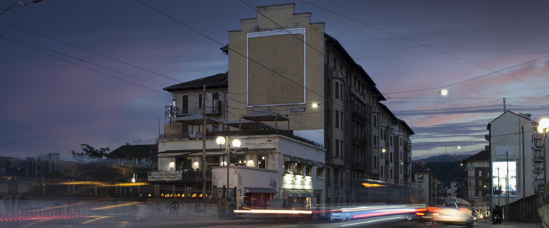 La versione a tesata di COMPASS è stata progettata per illuminare strade urbane di maggiori dimensioni, incroci e svincoli cittadini.