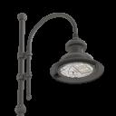Miniatura Lampione LED per illuminazione urbana dalle linee classiche - REVELAMPE - AEC Illuminazione