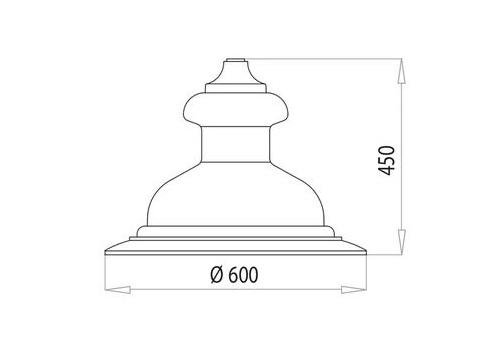 Revelampe LL35 - fino a quattro moduli