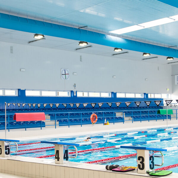 Proiettori a LED per piscine