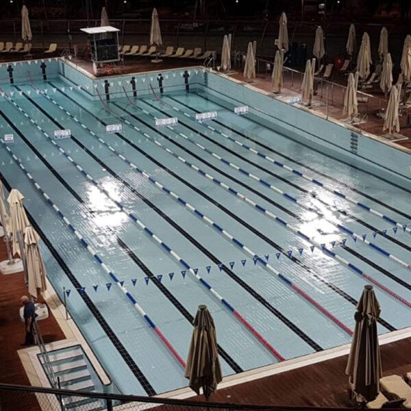 Proiettori LED per piscine esterne
