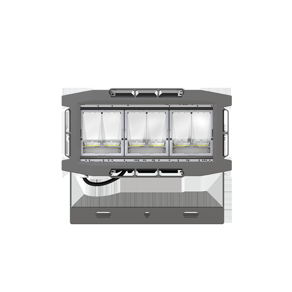 Faro led da esterno ad alta potenza per illuminazione di grandi aree