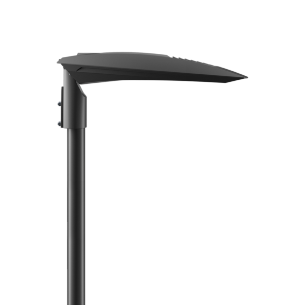 Lampione led per illuminazione stradale ad alte performance.