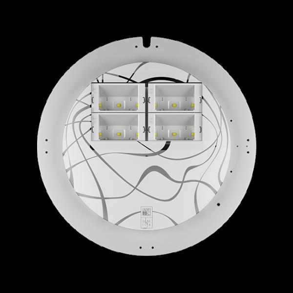 Retrofit LED lampioni pubblica illuminazione - Kit Relamping 6 AEC Illuminazione