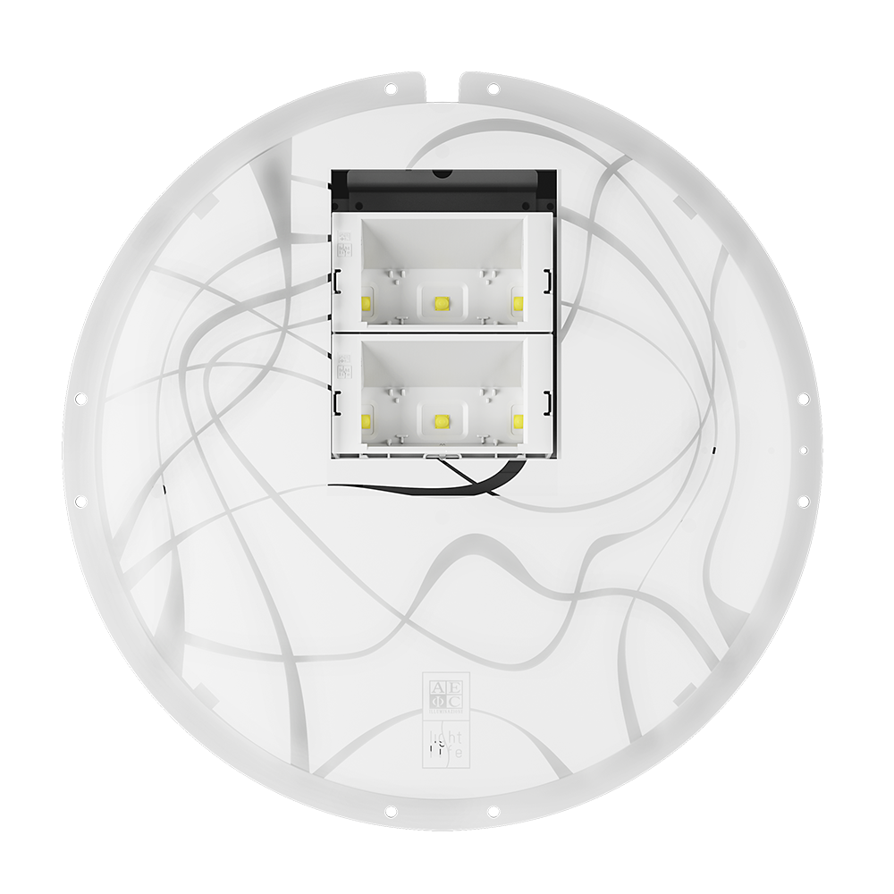 KIT RELAMPING 5 è progettato per il retrofit LED AEC Illuminazione