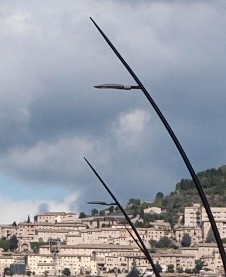 Illuminazione LED di Assisi