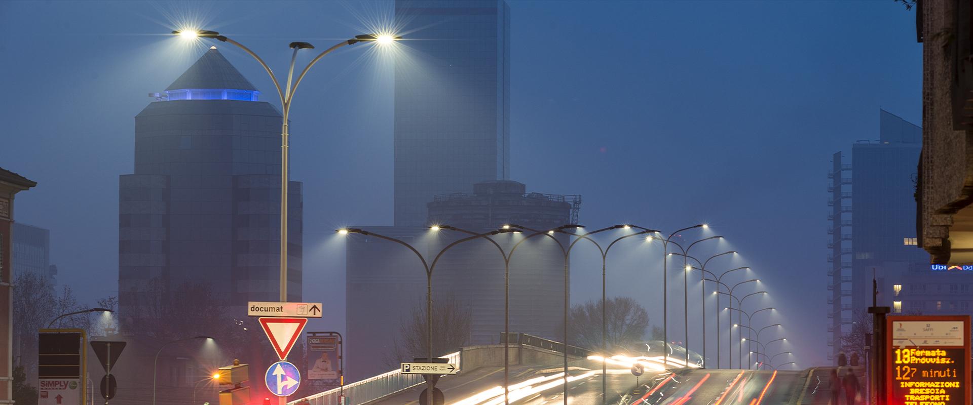 Lampioni a LED