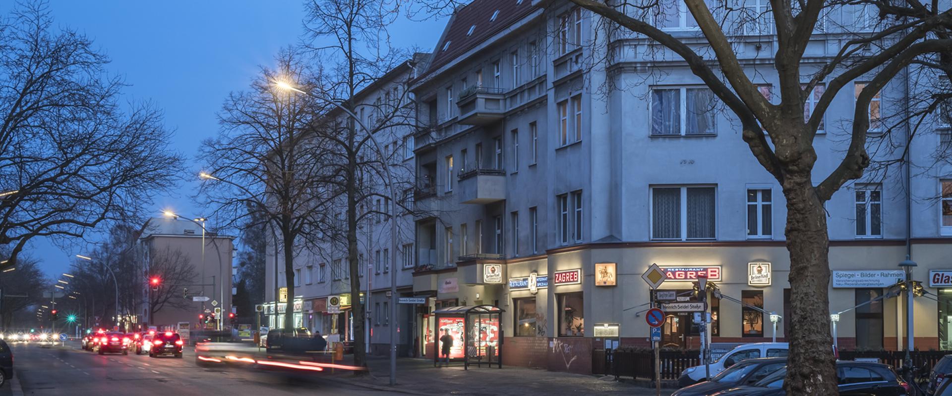 Illuminazione pubblica di Berlino