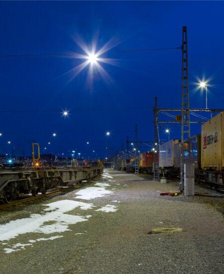 Illuminazione per grandi aree
