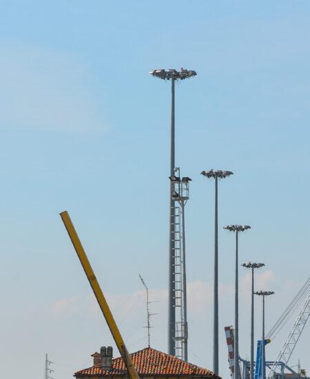 Faro LED per grandi aree