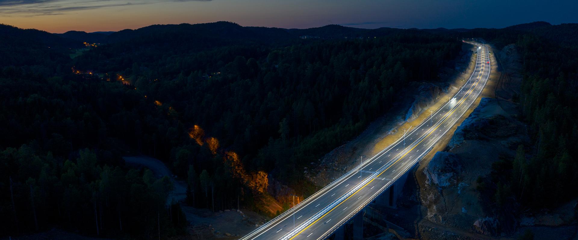 Illuminazione pubblica LED