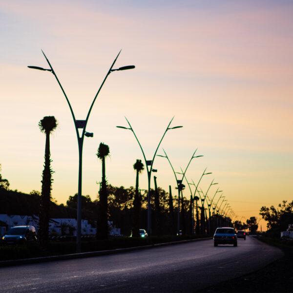 AEC Illuminazione pubblica LED