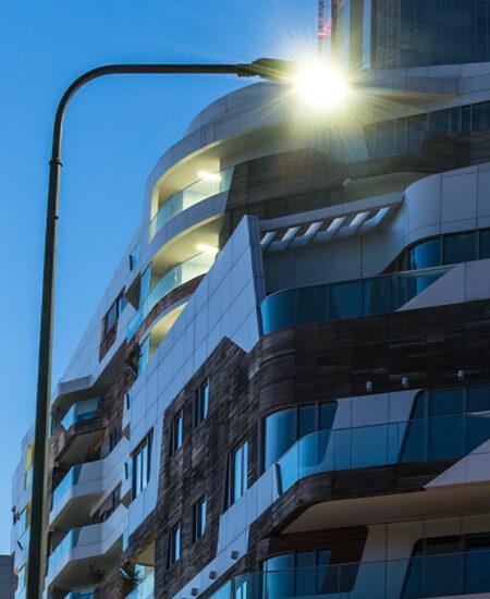 Lampione LED