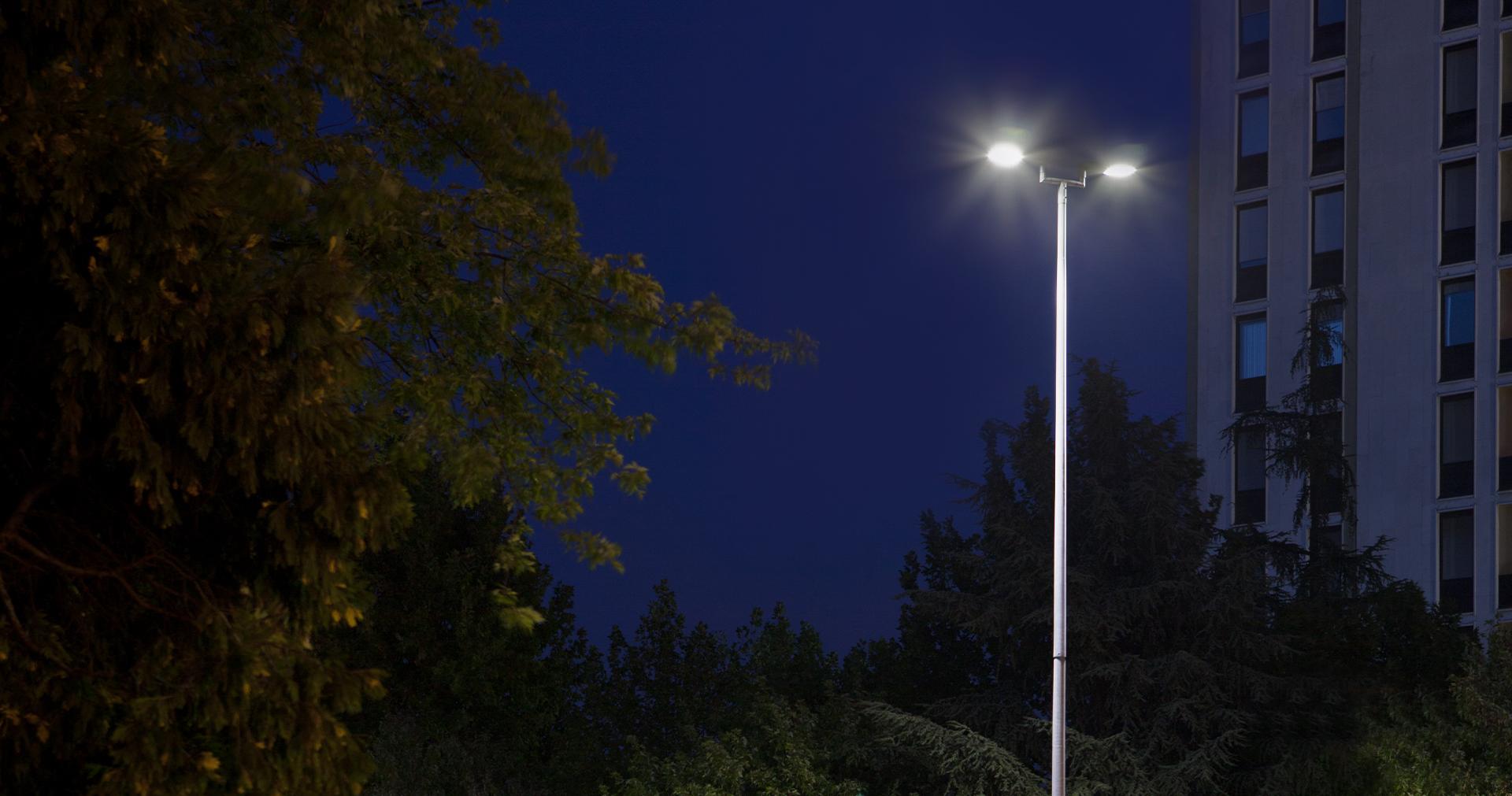Lampioni LED