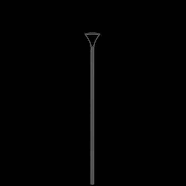 DS palo illuminazione pubblica - AEC Illuminazione