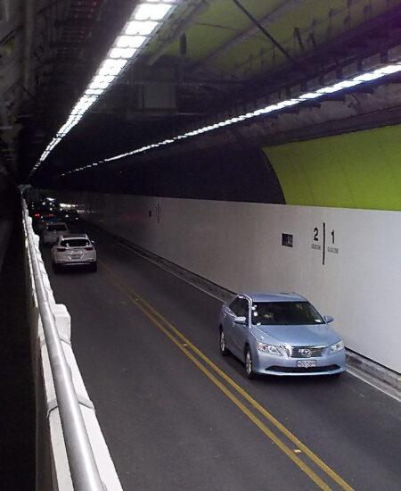 Illuminazione tunnel stradali a LED