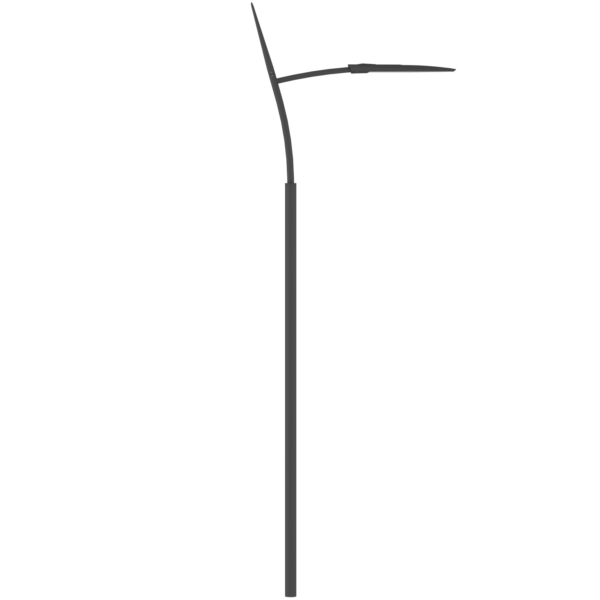 Lampioni stradali a LED