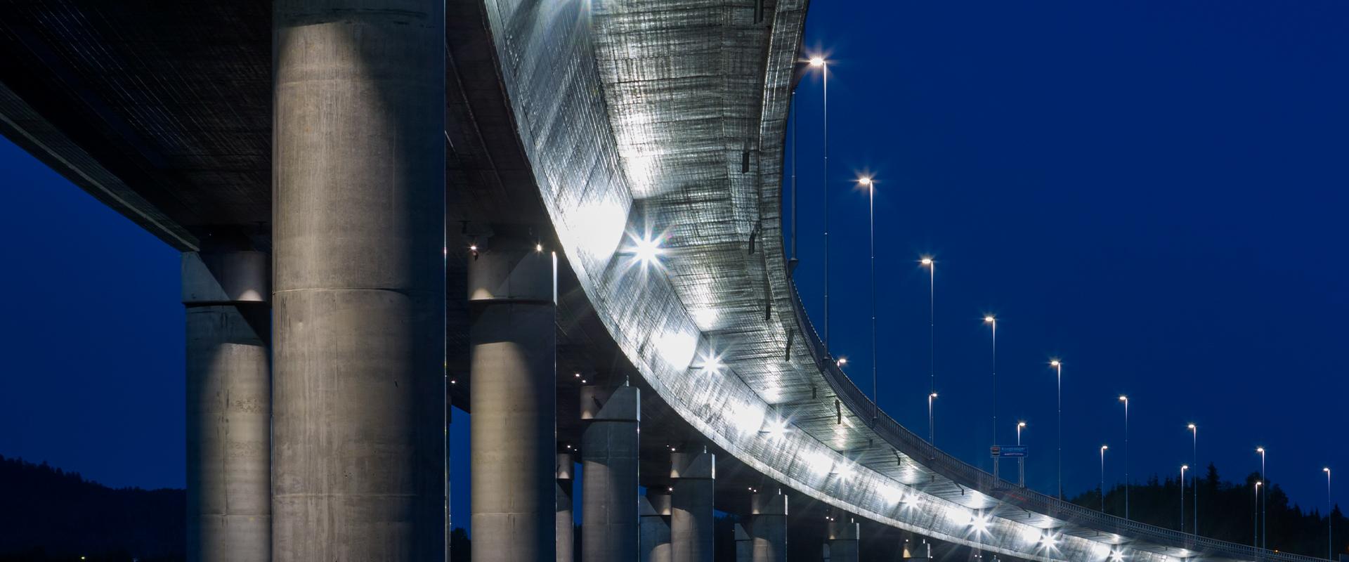 Armatura stradale LED
