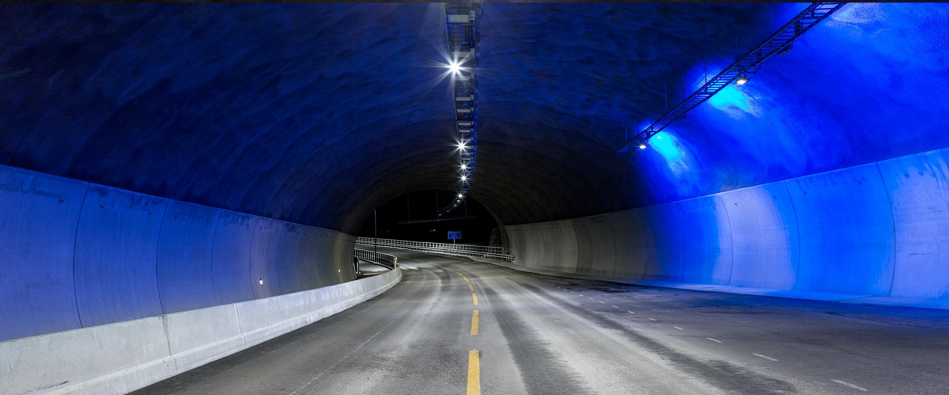 Faro LED stradale per pubblica illuminazione