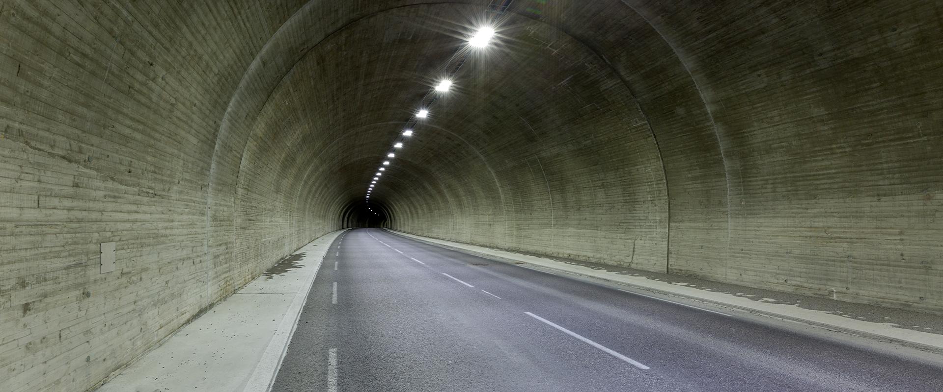Illuminazione stradale a LED