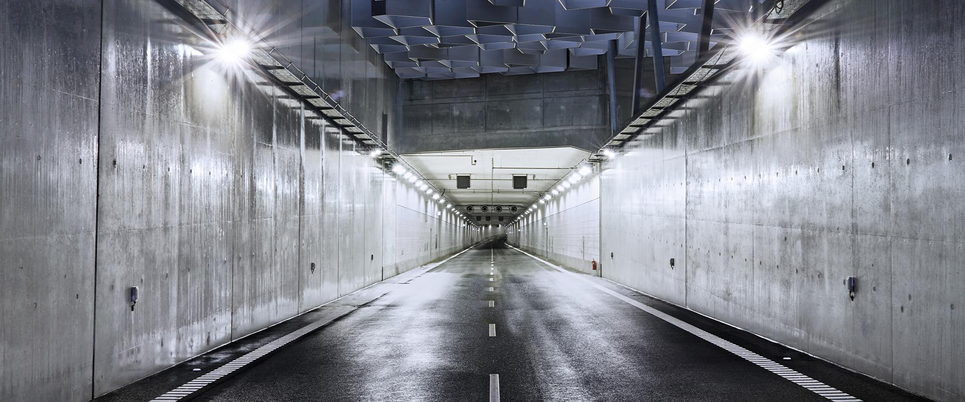 Faro LED da esterno stradale