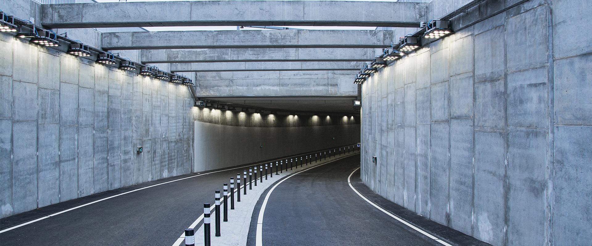 Faro LED stradale da esterno