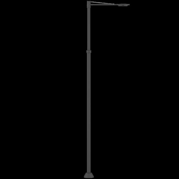 PA palo illuminazione pubblica - AEC Illuminazione