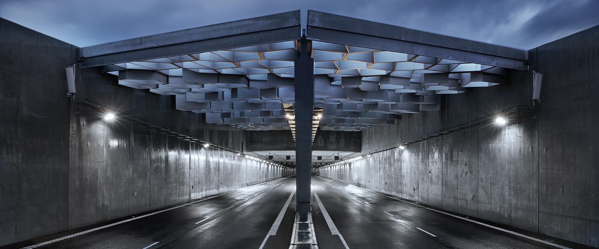 Faro LED stradale