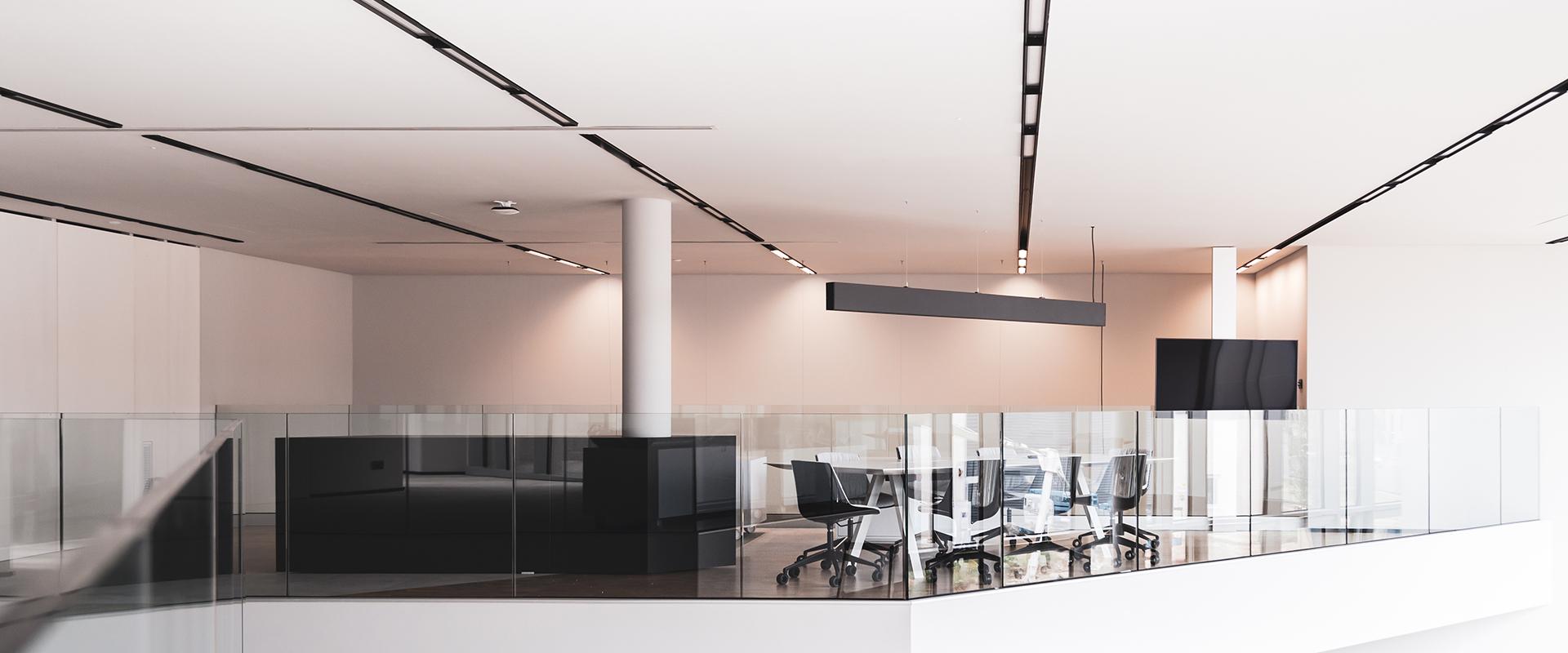 AEC Illuminazione Headquarters ITC area di ricerca e sviluppo - azienda di illuminazione pubblica