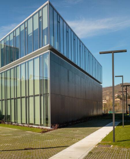 ITC Innovation Technological Center è il nuovo polo tecnologico all'interno di AEC Illuminazione - azienda illuminazione pubblica