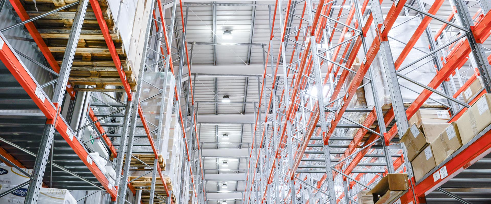 Illuminazione LED luoghi di lavoro