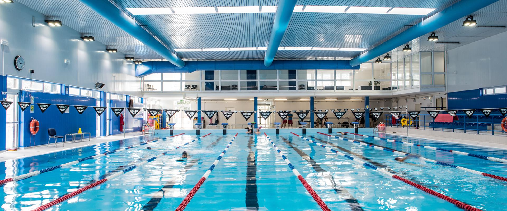 Fari LED piscine pubbliche