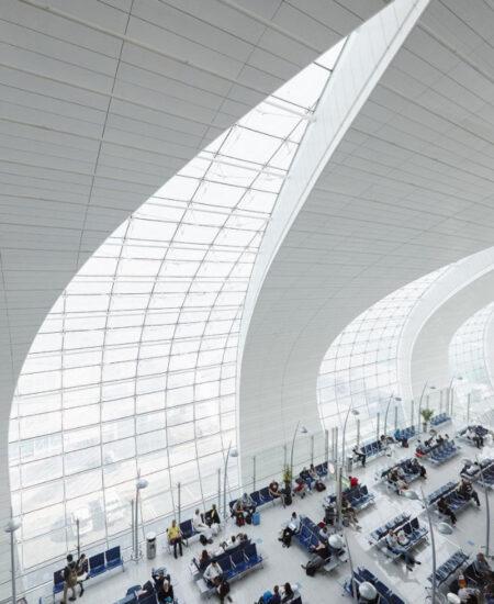 illuminazione aeroporto interno LED