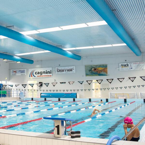proiettori LED piscine