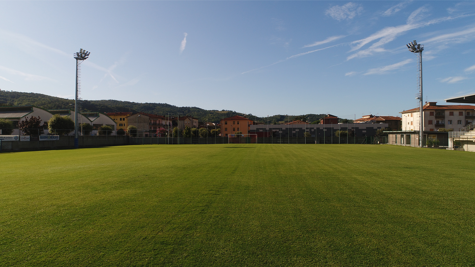 Illuminazione campi da calcio LED