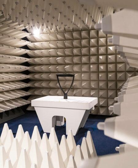 Camera anecoica - Full Anechoic Chamber AEC Illuminazione