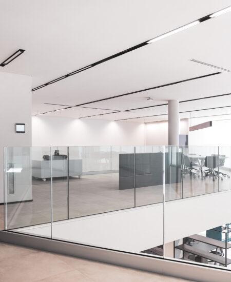 Area di ricerca e sviluppo di AEC Illuminazione presso ITC Innovation Technological Center