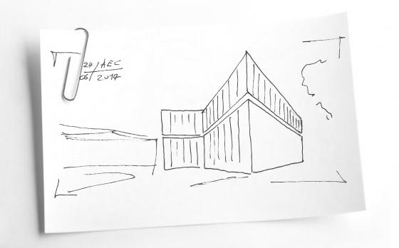 Sketch Innovation Technological Center - AEC Illuminazione